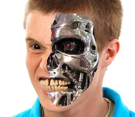 How to Make a Terminator Robot Effect in Photoshop
