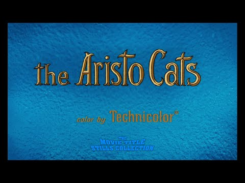 Opening To The Aristocats 1996 VHS | Scratchpad | Fandom