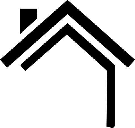 House clipart silhouette, House silhouette Transparent