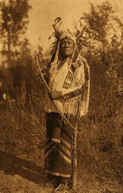 Sepia Native American Photographs Gallery H Page 17