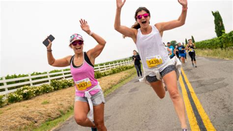 Running for Cancer Research - Run Napa to Sonoma