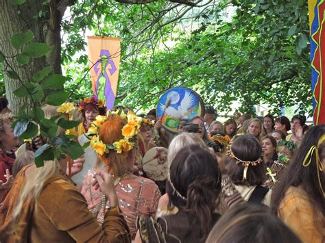 Pagan connections 11) Festivals | Green Shinto