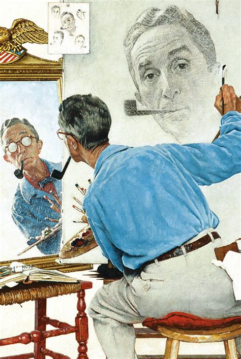 Norman Rockwell - Works Exhibition by Artist of Various