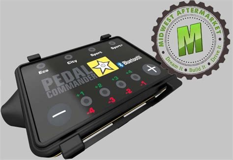 The Pedal Commander Giveaway from Midwest Aftermarket