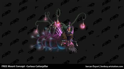 Last Chance to Vote for Blizzard's Free Shadowlands Mount