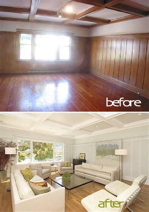 Painted Wood Panelling | Ought Knot | Pinterest | Wood