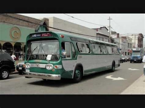 MTA Historical Buses with GMC-Old/New Look & Grumman