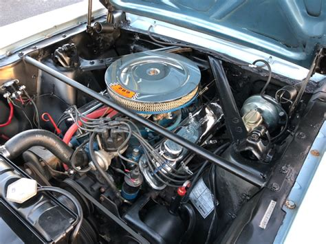 1965 Ford Mustang -FACTORY C CODE 289 V8-GREAT QUALITY