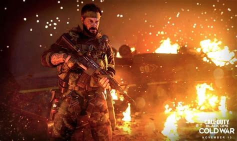 Call of Duty Cold War beta date leaked ahead of Black Ops