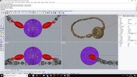 Rhino For Jewellery - Jewellery CAD Software Overviews and