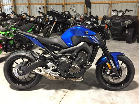Yamaha Fz-09 In New York For Sale Used Motorcycles On