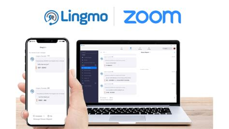 Lingmo Launches Translation Integration for Zoom Chat to