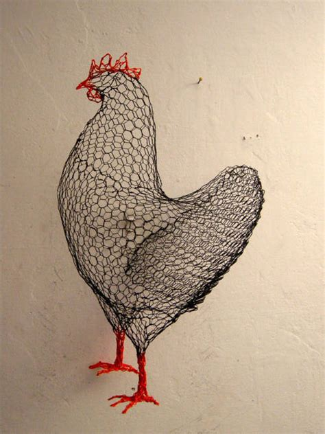 15 Awesome Things To Make From Wire   Home Design, Garden