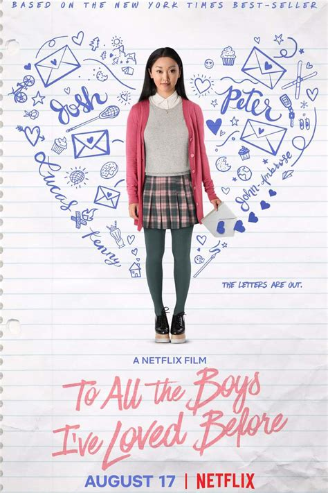 To All the Boys I've Loved Before DVD Release Date