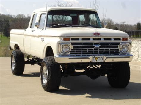 1966 Crew Cab - Ford Truck Enthusiasts Forums