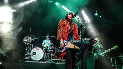 GIG REVIEW: While Storm Ali loses its energy, Halestorm