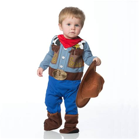 Baby's Cowboy Dress Up Costume By Time To Dress Up