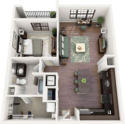What Is The Difference Between Studio Apartment and One