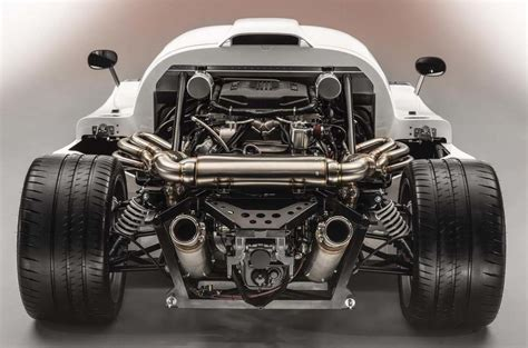 Ultima unveils road-legal 1200bhp V8-powered RS supercar