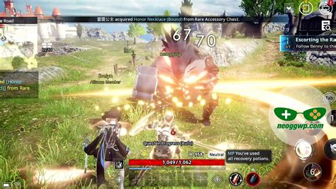 V4   MMORPG   NEO GGWP New Mobile Game, Android, iOS