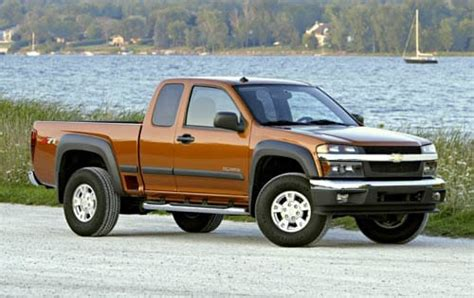 Used 2006 Chevrolet Colorado Extended Cab Pricing - For