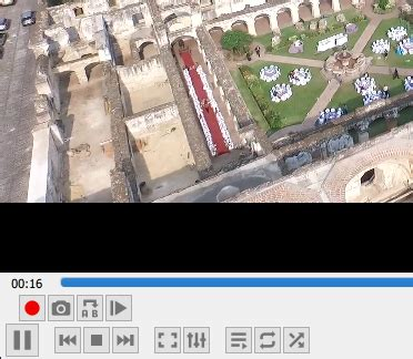 How to create Animated GIF from a video file using VLC and