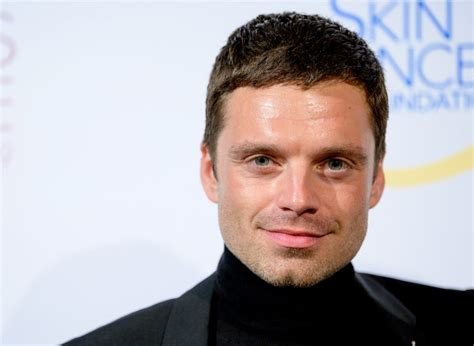 Behind-the-Scenes Photo of Sebastian Stan Causes an Even