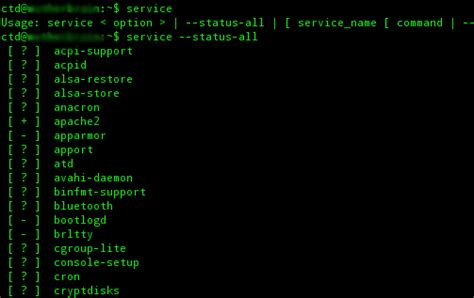 Linux commands to view all the connection process