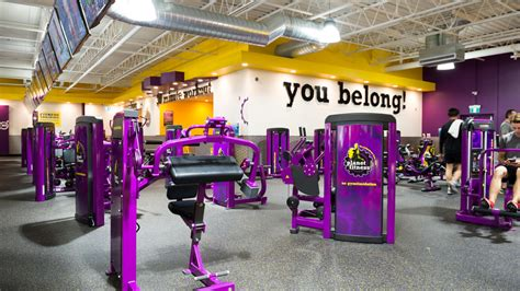 Gym in Nepean, ON   1821 Robertson Road   Planet Fitness