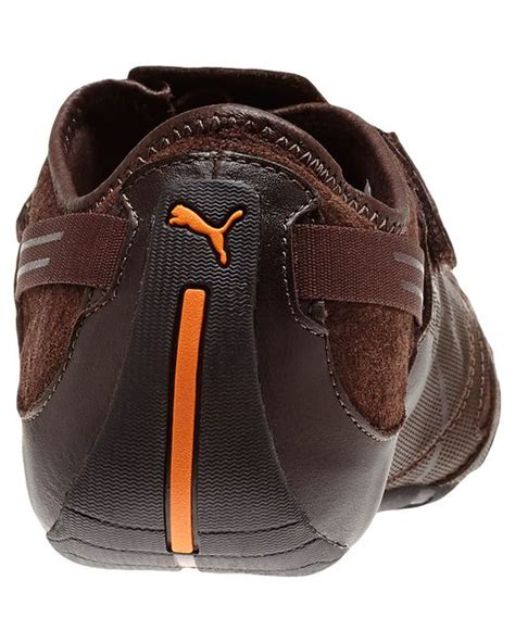 Puma Vedano Men's Shoes in Brown for Men - Save 26% | Lyst