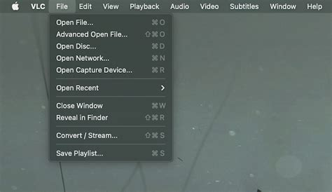 4 ways to take a VLC screen capture and save video frames