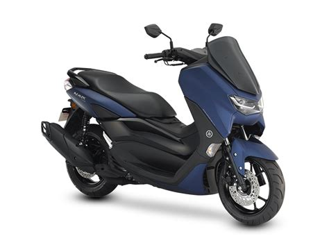 Yamaha NMax 2020 Now Priced at P119,900; NMax ABS at P134,500