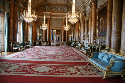 Buckingham Palace | The Blue Drawing Room