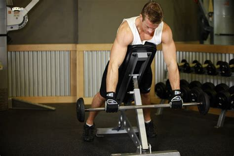 Incline Bench Pull Exercise Guide and Video