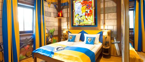Want To Stay In A Castle At Legoland?