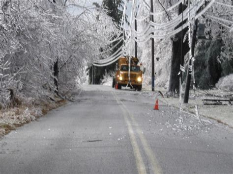 The Great Ice Storm of 1994 - HottyToddy