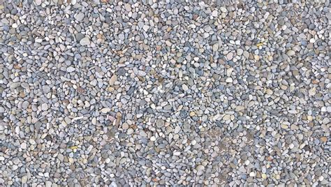 Driveway in stones texture seamless 17514