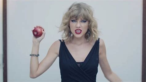 Every Single Outfit Taylor Swift Wears in Her 'Blank Space