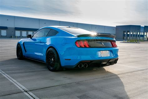 California - HRE classic 300 wheels for GT350 | 2015+ S550