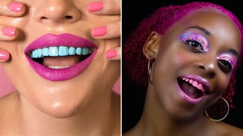 Chrom Tooth Polish Tints Teeth a Variety of Colors | Allure