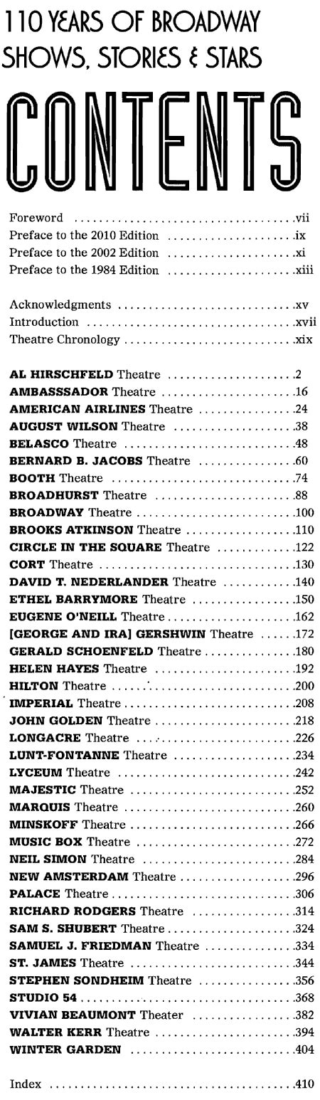 Playbill-At This Theatre