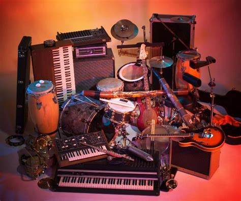 How to Store Musical Instruments and Gear | Compass Self