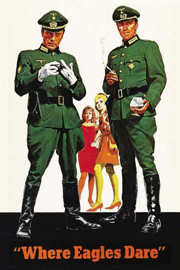 Where Eagles Dare (1969) - Stream and Watch Online   Moviefone