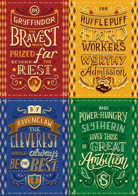 Which Hogwarts House are you in? (7) - Personality Quiz
