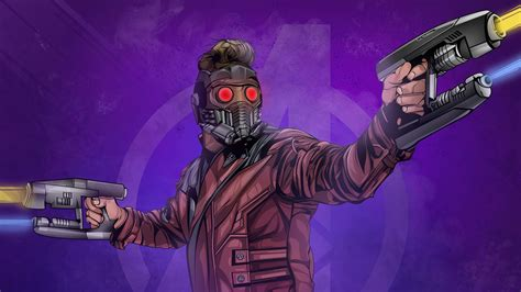Star Lord 4K 1 Wallpapers   Wallpapers HD