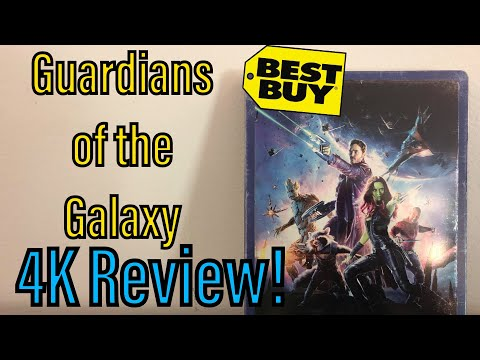Review of 'Avengers: Infinity War' on 4k Blu-ray   HD Report