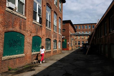 Old Mills Remade in Pawtucket, R