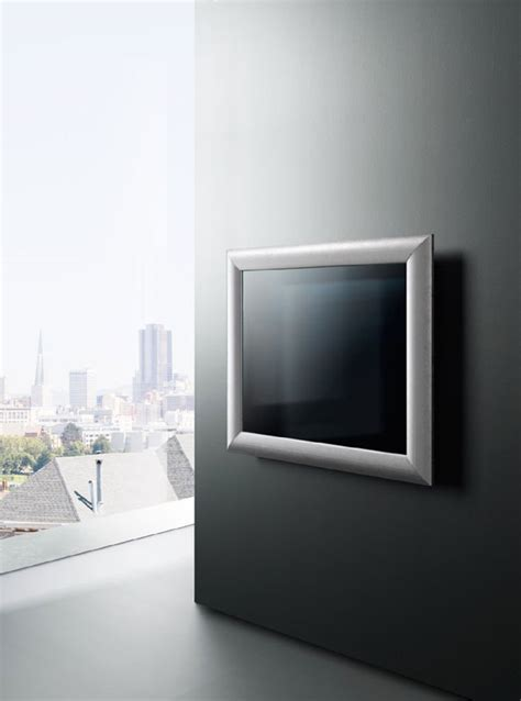 Cool Wall Decorating Ideas – TV Frames by Dhesia   DigsDigs