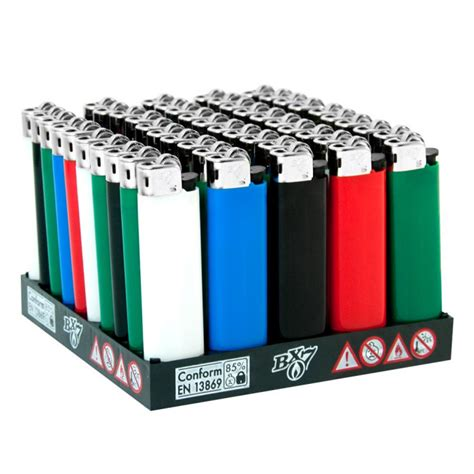Lighter BX7 Bic by 50 | Lighters price wholesaler | Made