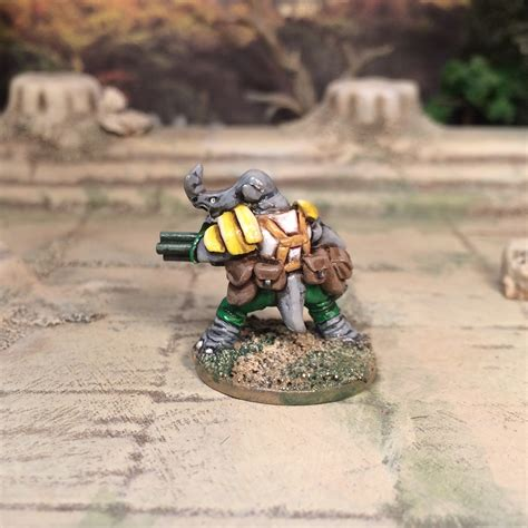 Root around in the Warchest | Miniature figure collector